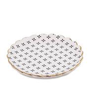Porta biujoux em cerâmica 11 cm