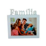 Porta retrato colors família 10x15 cm