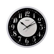 Relógio de parede redondo 24,9 cm