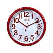 Relógio de parede redondo sortidos 22 cm