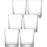 Conjunto de copos prestige 06 pçs 335 ml