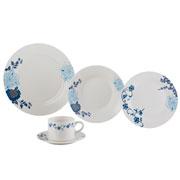 Jogo de jantar de porcelana Classic 20 peças
