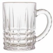Jogo de copos de vidro Calcutá com alça 172 ml 06 peças
