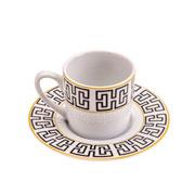 Jogo de xicara para café egypt 90 ml 6 peças