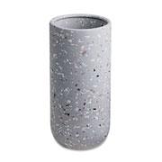 Vaso em cerâmica cinza Granilite 20 cm