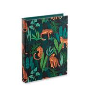 Livro caixa stay wild 25x18 cm
