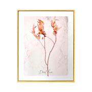 Quadro em canvas Dried Leaves 40x50 cm