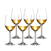 Jogo taça gastro vinho branco 350 ml 06 peças
